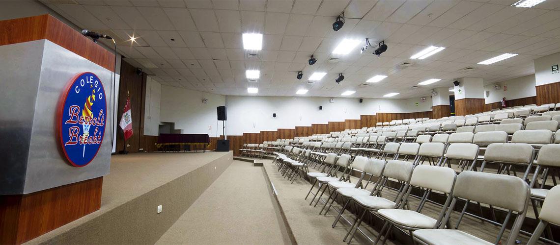 Auditorio Escolar