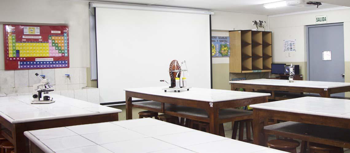Laboratorio de ciencias