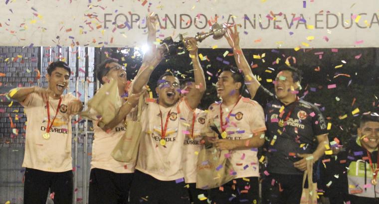 IV Campeonato de Confraternidad de Egresados – Sede Colonial