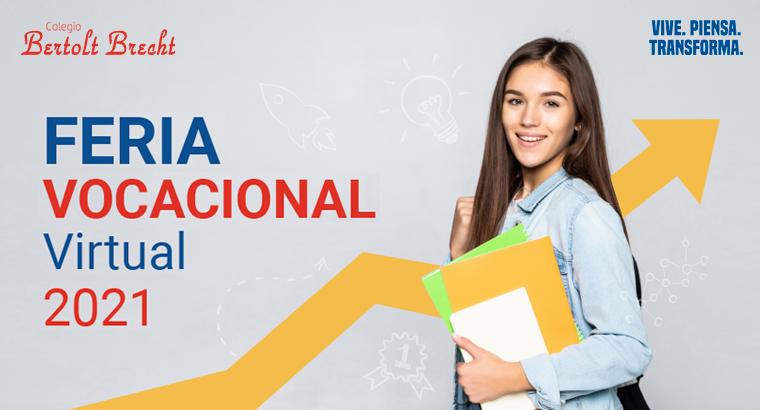 Feria Vocacional Virtual 2021